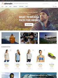 Suave - Multi-Purpose WooCommerce Theme - 1