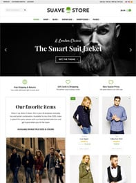 Suave - Multi-Purpose WooCommerce Theme - 2