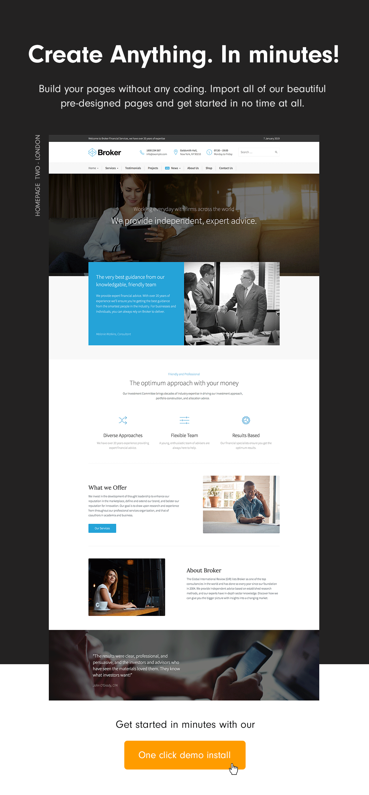 Create Anything Broker – Business and Finance WordPress Theme Nulled Free Download badge2019a