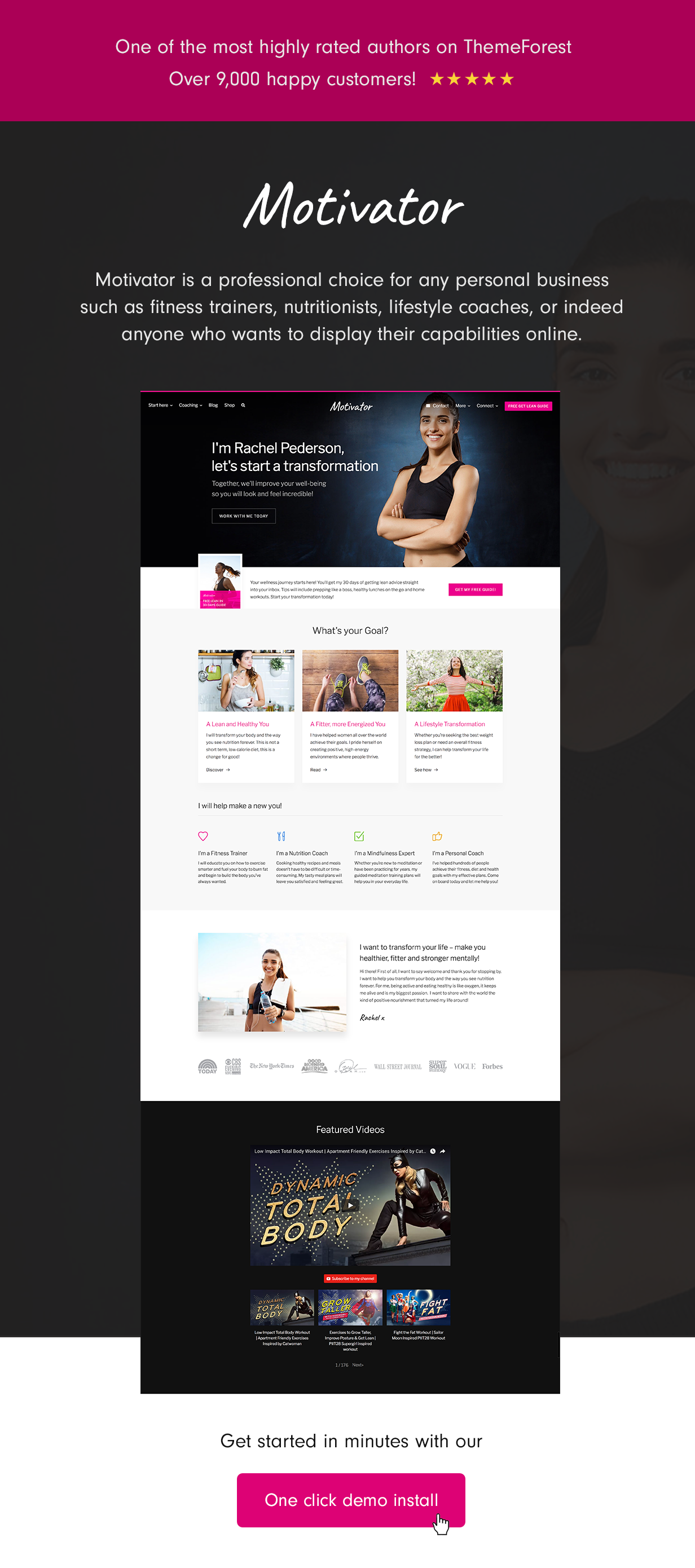 Intro motivatorguru - coaching and business wordpress theme (retail) MotivatorGuru – Coaching and Business WordPress Theme (Retail) intro